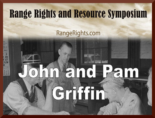 Pam and John Griffin