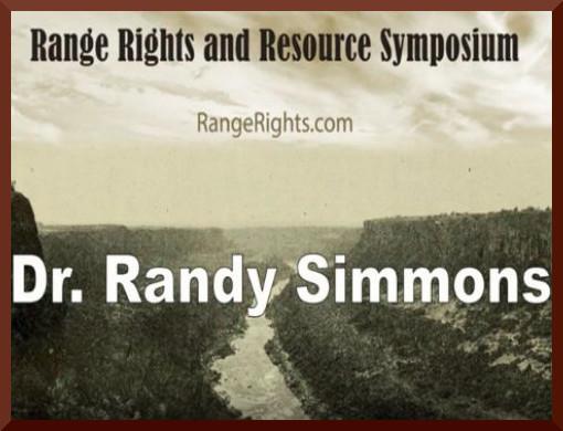 Dr. Randy Simmons