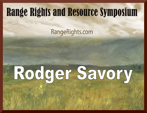 Rodger Savory
